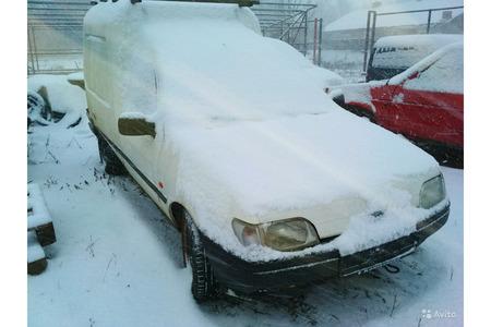 Форд Фиеста - Курьер 1.8 дизель 1995 г.в