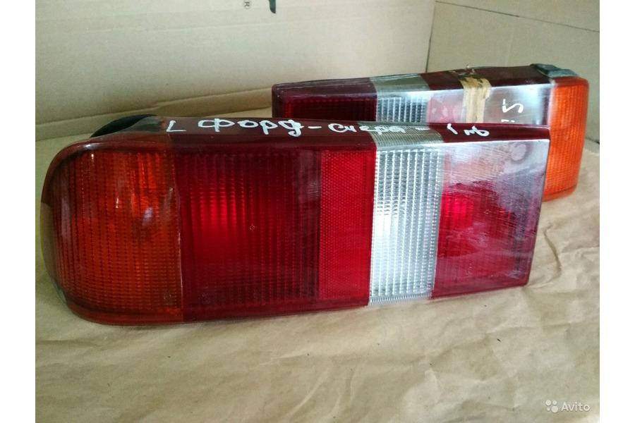 Форд Сиерра 84-87г фонари задние хэтчбек