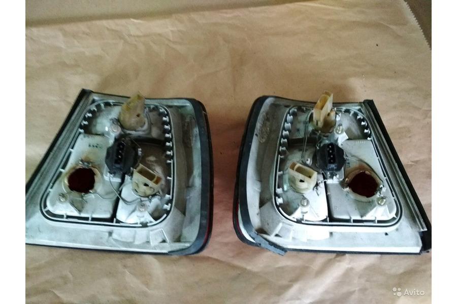 Бмв 34 кузов фонари задние