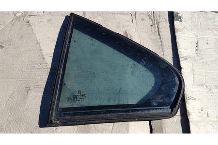 Пежо 607 2003 г форточка задняя левая