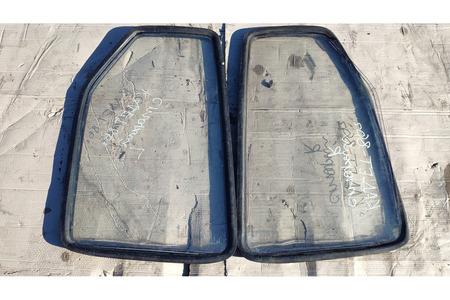 Опель Кадет 1986 г. купе боковое стекло заднее
