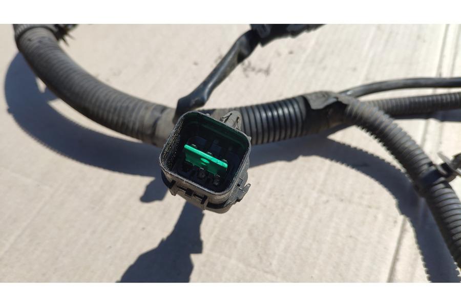 Хёндай Гетц 1.1 бензин проводка аккумулятора