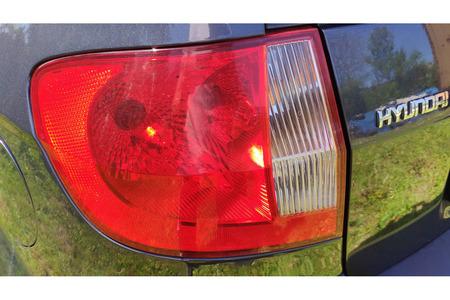 Хёндай Гетц 2005-2011 г. задний фонарь левый