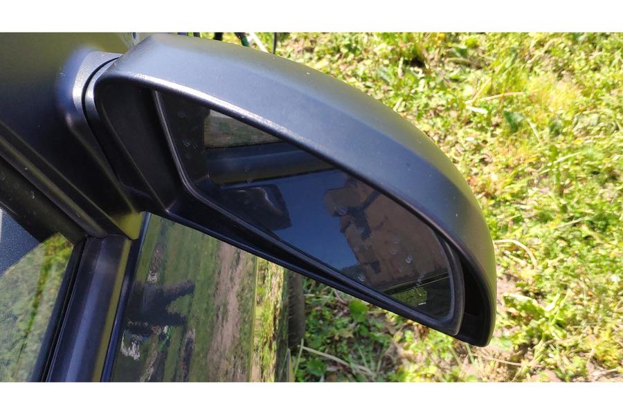 Хёндай Гетц 2005-11 г. боковое зеркало правое