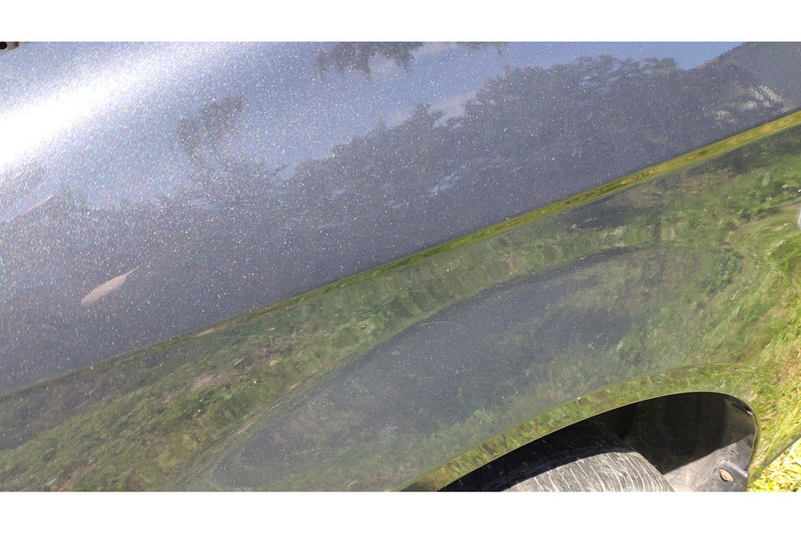 Хёндай Гетц 1 рест крыло переднее левое