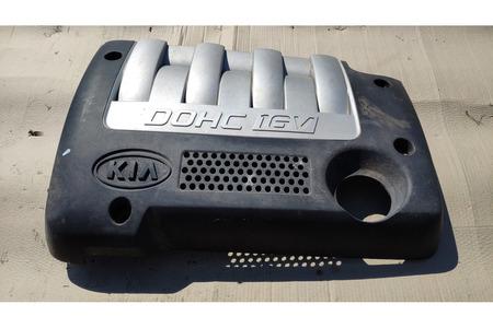 Kia Spectra 2001 г. 1.8 крышка двигателя
