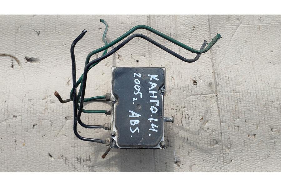 Рено Кангу 2005 г. 1.4 блок-модуль ABS