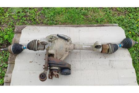 Ford Explorer 4.0 бензин передний редуктор