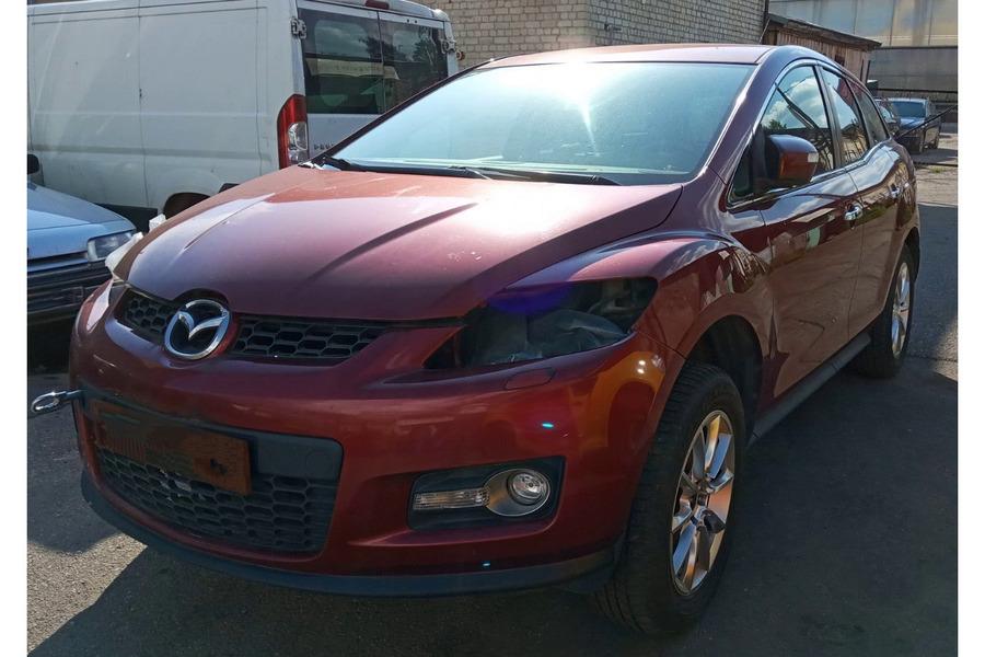 Mazda CX-7 2.3t 2006-2012 г. запчасти