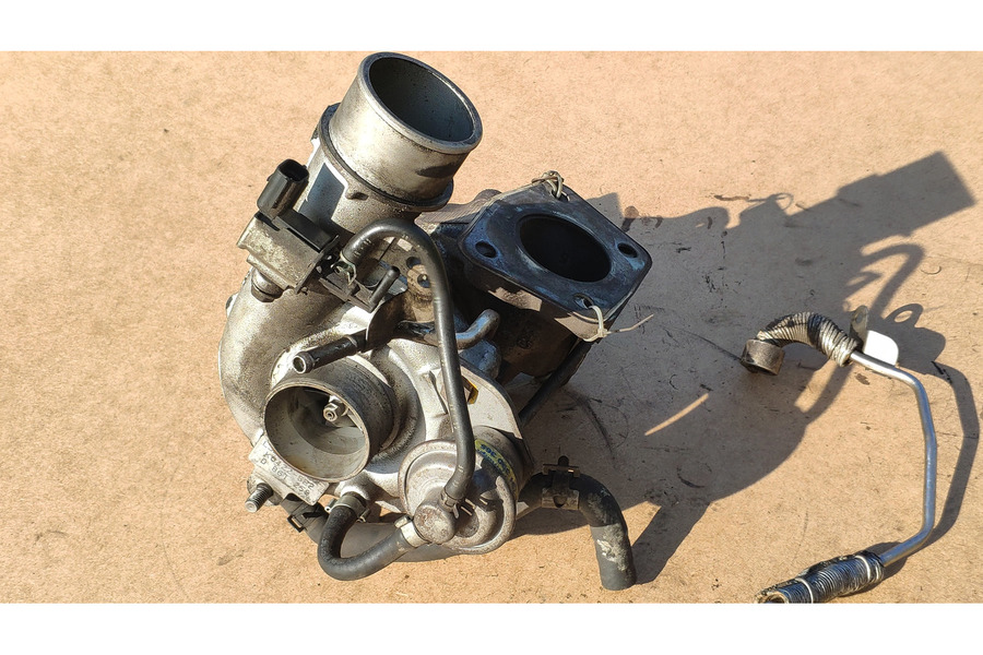 Mazda CX-7 2006-2012 2.3t турбина