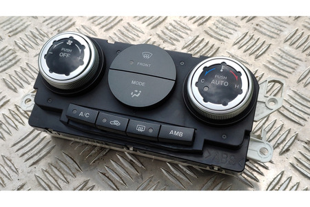 Mazda CX-7 2006-09 блок управления климатом