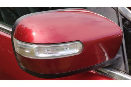 Mazda CX-7 2006-2012 боковое зеркало правое