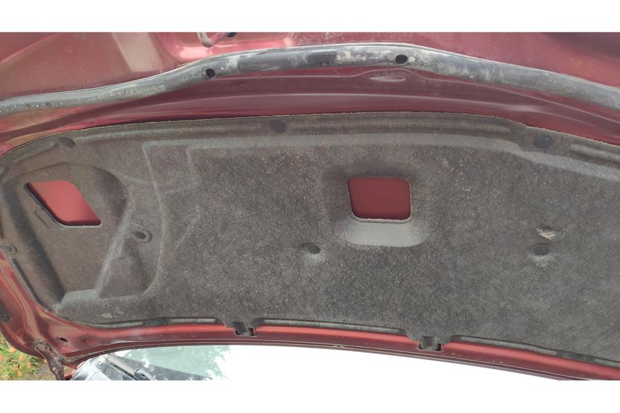 Mazda CX-7 2006-2012 капот