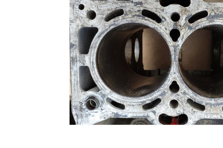 Mazda CX-7 2006-2012 2.3t блок двигателя