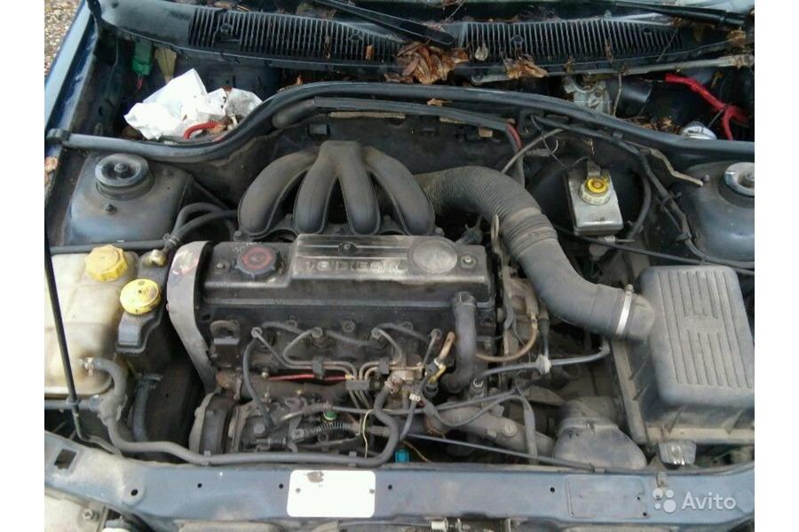 Форд Эскорт 1997 г в 1.8 D по запчастям